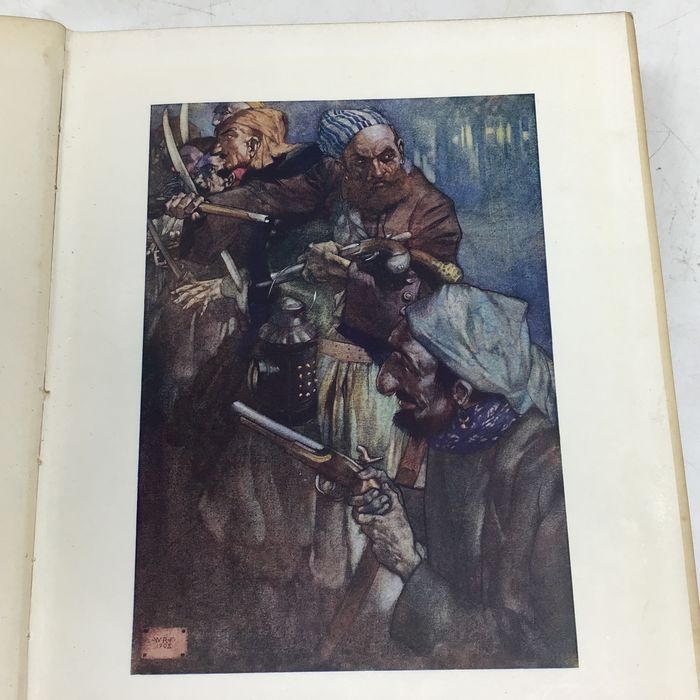 W.S. Gilbert / W. Russell Flint - Savoy Operas (rare signed copy by William Russell Flint) - 1909