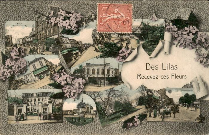 France - Europe - Postcards (Collection of 153) - 1900-1950