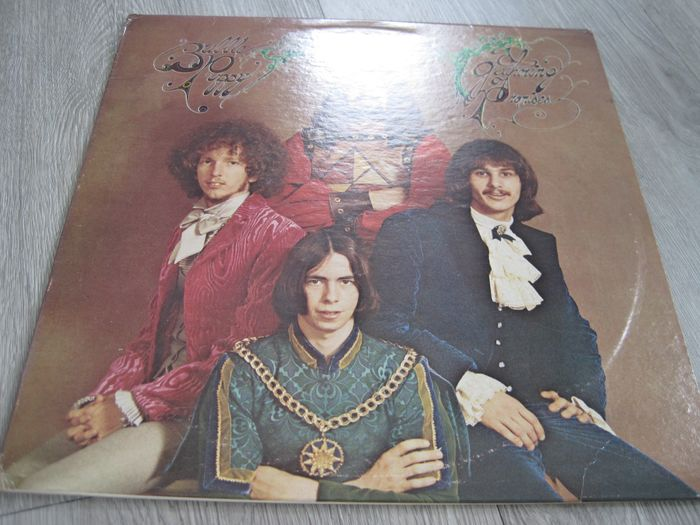 Bubble Puppy - A Gathering Of Promises [1st U.S. Stereo Pressing] - LP Album - 1969