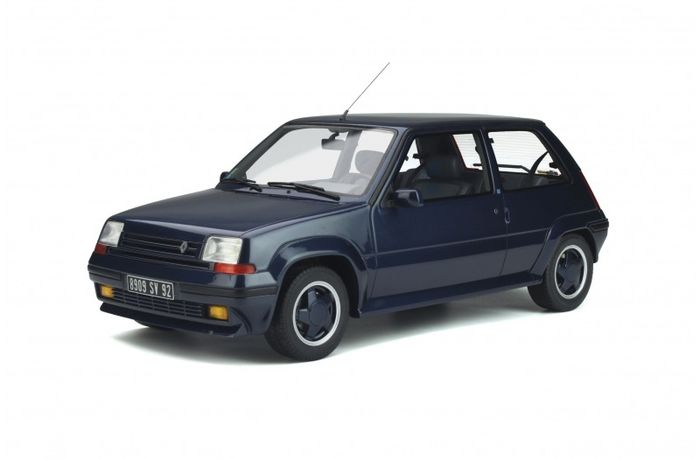 Otto Mobile - 1:12 - Renault Super 5 GT Turbo - Big Scale Limited Edition 1/999