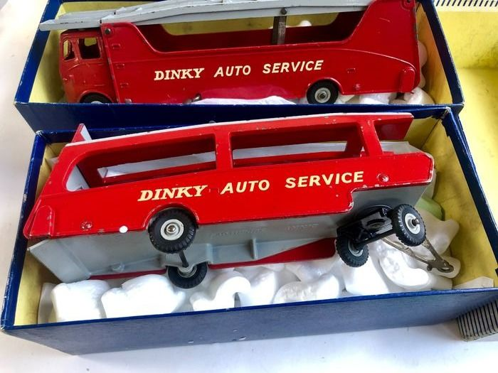 Dinky Toys - 1:43 - Dinky Auto Service - original models and original boxes