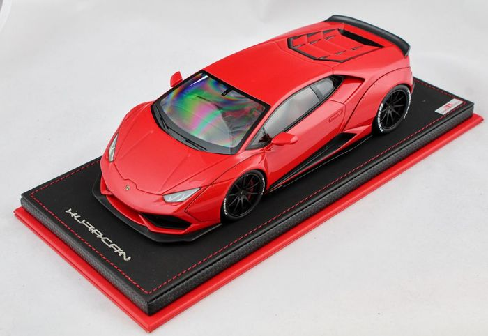 MR Collection Models - 1:18 - Lamborghini Huracan After Market - Limited Edition of 49 pcs.