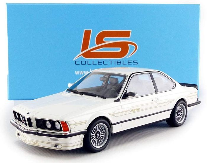 LS Collectibles - 1:18 - Alpina B7 Turbo Coupe - Limited Edition of 250 pcs.