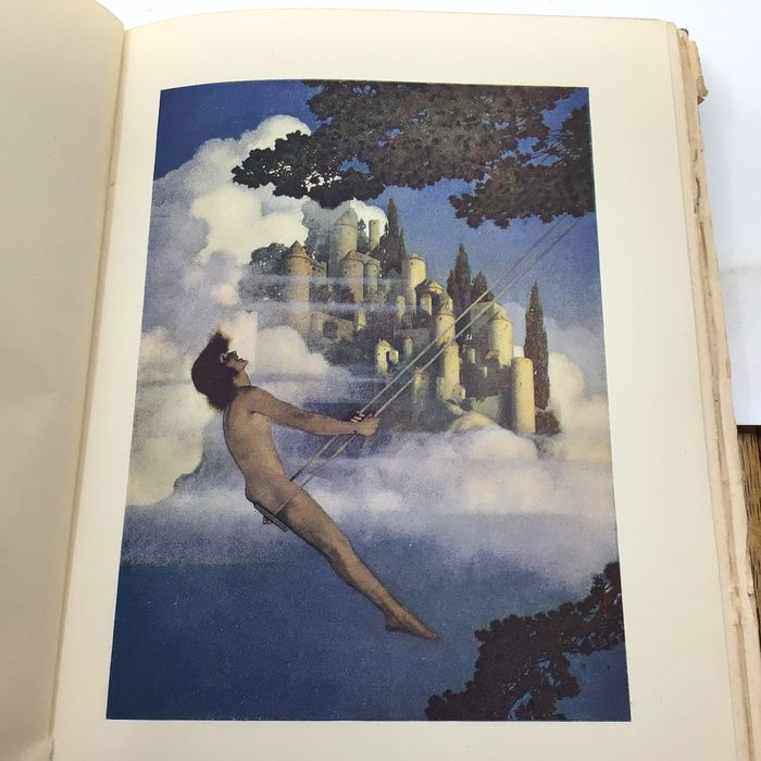 Eugene Field / Maxfield Parrish - Poems of Childhood - 1904