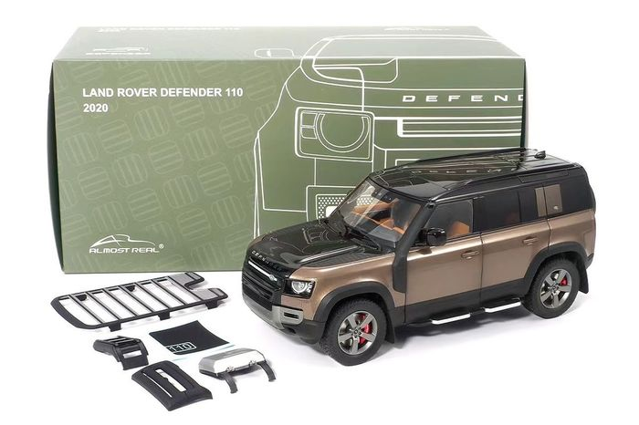 Almost Real - 1:18 - Land Rover Defender 110