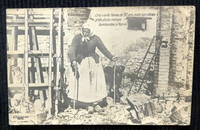 France - Postcards (Collection of 490) - 1900-1960