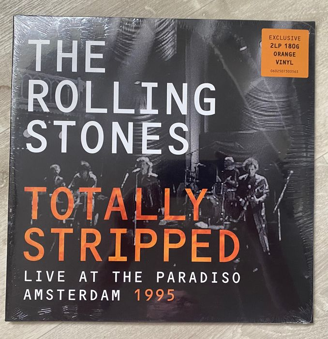 Rolling Stones - Totally Stripped  Live in Paradiso (Mint) - 2xLP Album (double album) - 2020/2020