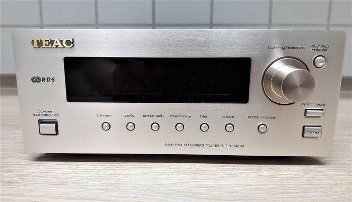 TEAC - T-H Reference 300 RDS Tuner neuwertig in OVP - Sintonizzatore