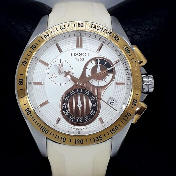 Tissot - Veloci T Chronograph - T024417A - Heren - 2011-heden