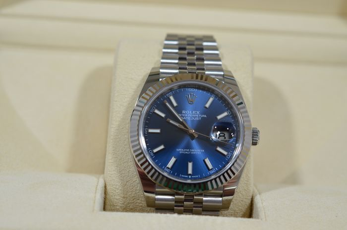 Rolex - Oyster Perpetual Datejust 41 - 126334 - Uomo - 2021