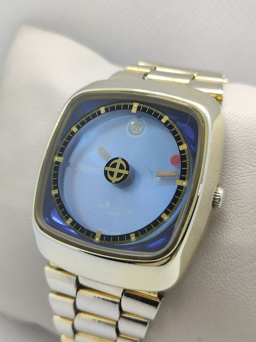 Zodiac - Astrographic SST Automatic - 882-953 - Heren - 1970-1979