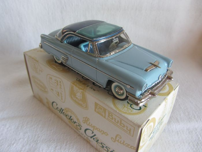 Buby Collector's Classics - 1:43 - Mercury Monterey H.T. Sunvalley 1954