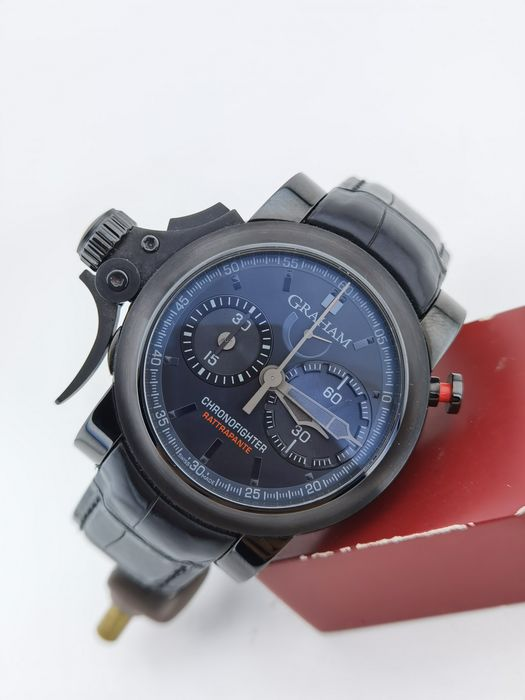 Graham - Chronofighter Rattrapante - 2TRRB - Heren - 2011-heden