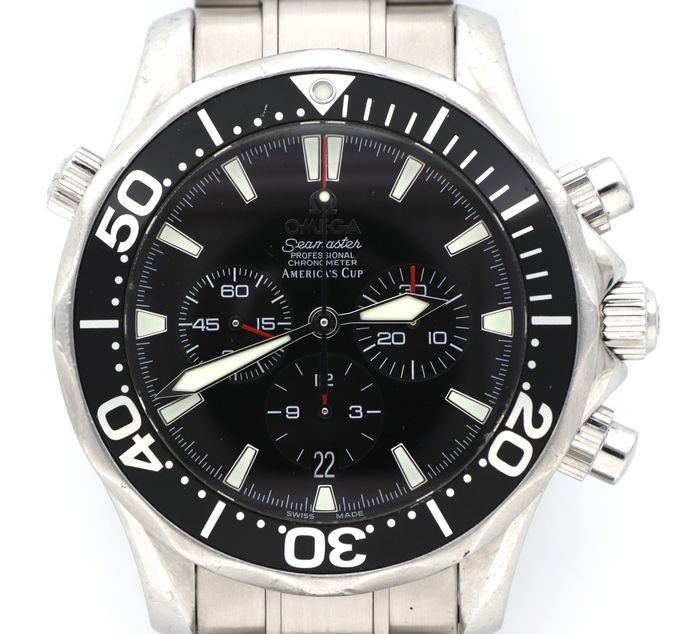 Omega - Seamaster America's Cup - ref. 2594.50.00 ' NO RESERVE PRICE '' - Heren - 2000-2010