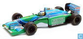Voitures miniatures - Onyx - Benetton B194 - Ford