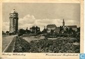 Wasserturm und Benifatiuskirche