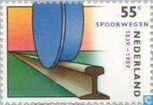 Spoorwegen 1839-1989