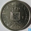 Netherlands Antilles 10 cents 1980