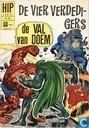 Bandes dessinées - Quatre Fantastiques, Les - De val van Doem