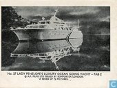 Lady Penelope's luxury ocean going yacht - FAB 2
