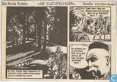 Bandes dessinées - Chevalier Rouge, Le [Vandersteen] - De vluchtelingen