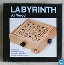 Board games - Labyrinth (hout) - Labyrinth All Wood