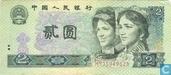 Le yuan chinois 2