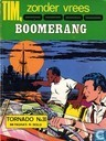 Comic Books - Tim zonder vrees - Boomerang