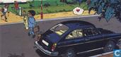 Ansichtkaart Volkswagen 1600