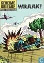 Comic Books - Wraak! [geheime brigade] - Wraak!