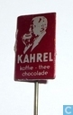 Kahrel koffie - thee chocolade [rood]