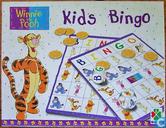Winnie The Pooh - Kids Bingo