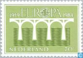 Postage Stamps - Netherlands [NLD] - Europe – Bridge
