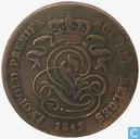 Belgium 2 centimes 1842
