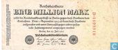 Duitsland 1 Miljoen Mark