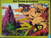 Jigsaw puzzles - Tarzan - Met Tarzan op avontuur