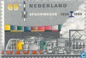 Eisenbahnen 1839-1989