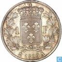 Frankrijk 1 franc 1829 (A)