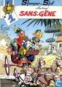 Comic Books - Slemper en Slof - Mevrouw Sans-Gêne