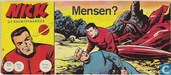 Comic Books - Nick [Wäscher] - Mensen?