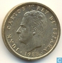 Spain 100 pesetas 1988