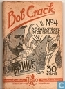 Comic Books - Bob Crack - De catastrofe in de pyramide