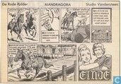 Comics - Rote Ritter, Der [Vandersteen] - Mandragora