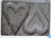 Templates and molds - Chocolate moulds - Harten