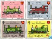 1973 Railways 1873-1973 (MAN 3)