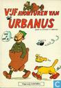 vijf avonturen van Urbanus