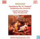 Symphonies Nos. 41, 25 & 32