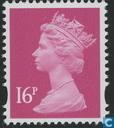 La reine Elizabeth II - Decimal Machin