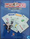 Monopoly kaartspel editie Vlaardingen