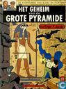 Bandes dessinées - Blake et Mortimer - Het geheim van de Grote Pyramide 1